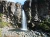 Wasserfall am Fuss des Mt Doom
