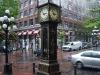 Dampfbetriebene Gas Clock