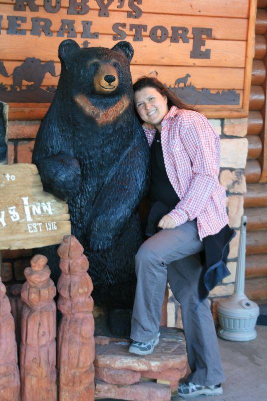 Alex und der Bär