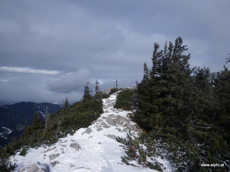 Hochlantsch-Gipfelkreuz