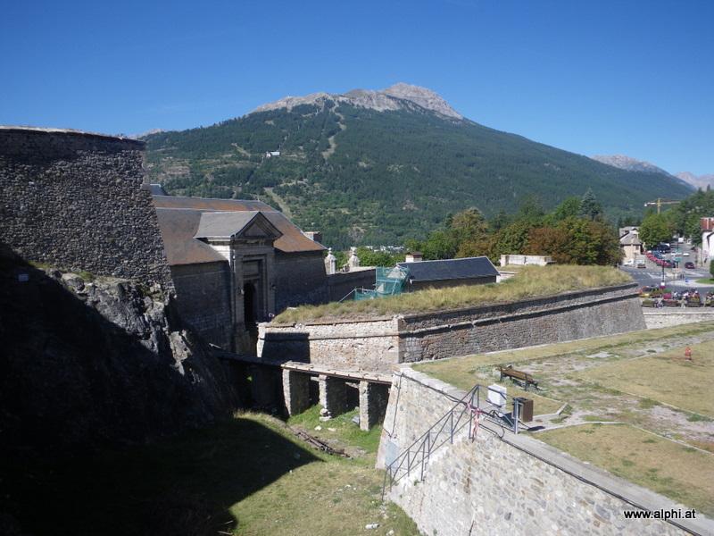 Zitadelle von Briancon