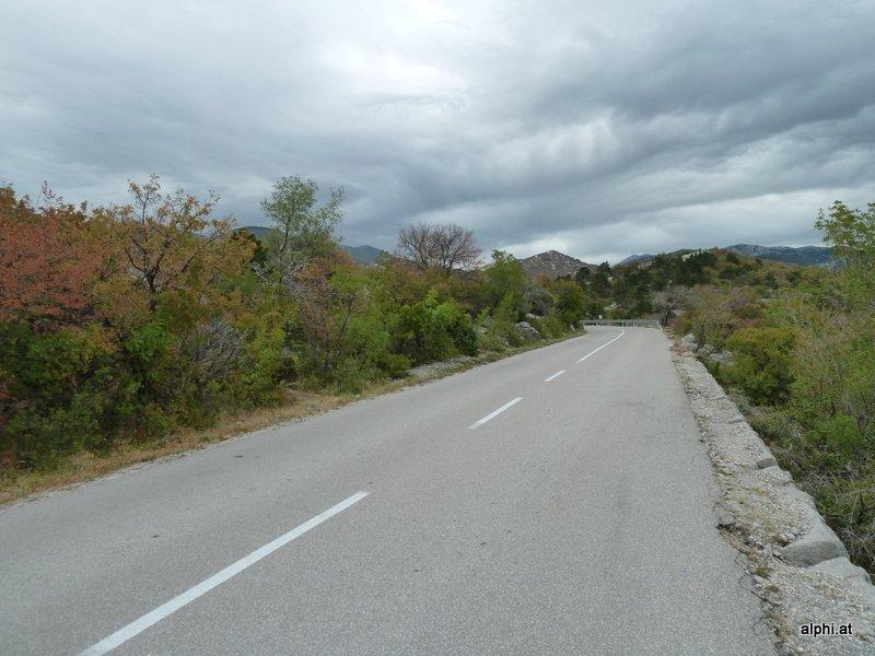 Weg in den Velebit (P)
