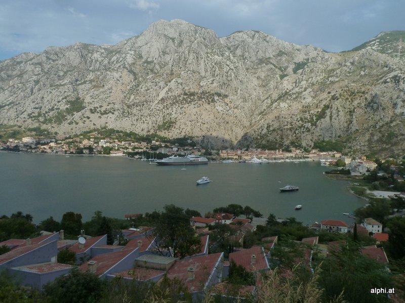 Hafen von Kotor (P)