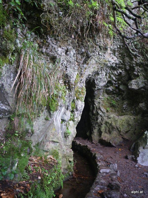 Der erste Tunnel