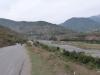 vor der ersten Drin-Brücke