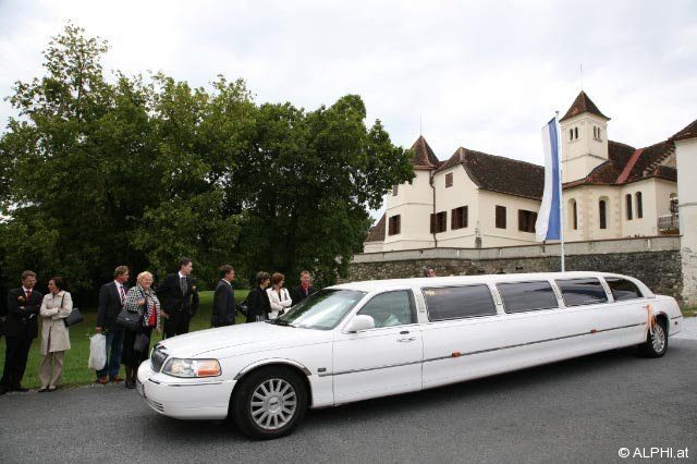 Ankunft in Kornberg