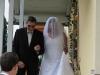 Auftritt der Braut