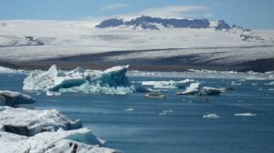 Jökulsarlon - eine Gletscherlagune