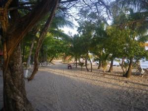 Strand von Sámara