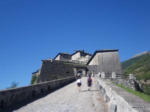 Festung von Exilles