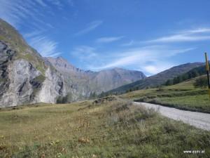 Tal zwischen Bardonecchia und dem Sommeiller